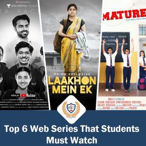 Top 6 Web Series